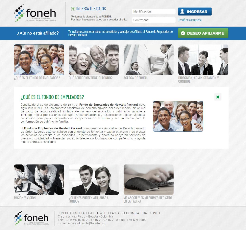 Fondo de Empleados de Hewlett Packard Colombia FONEH