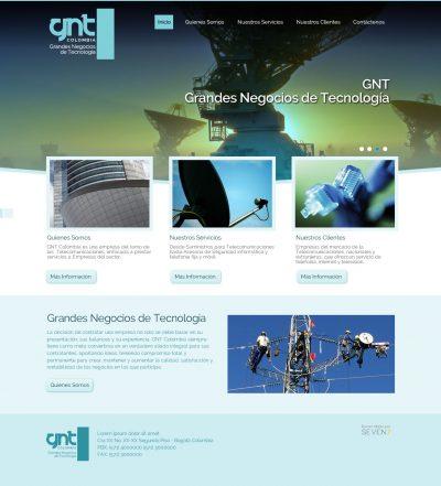 GNT Grandes Negocios de Tecnología Colombia