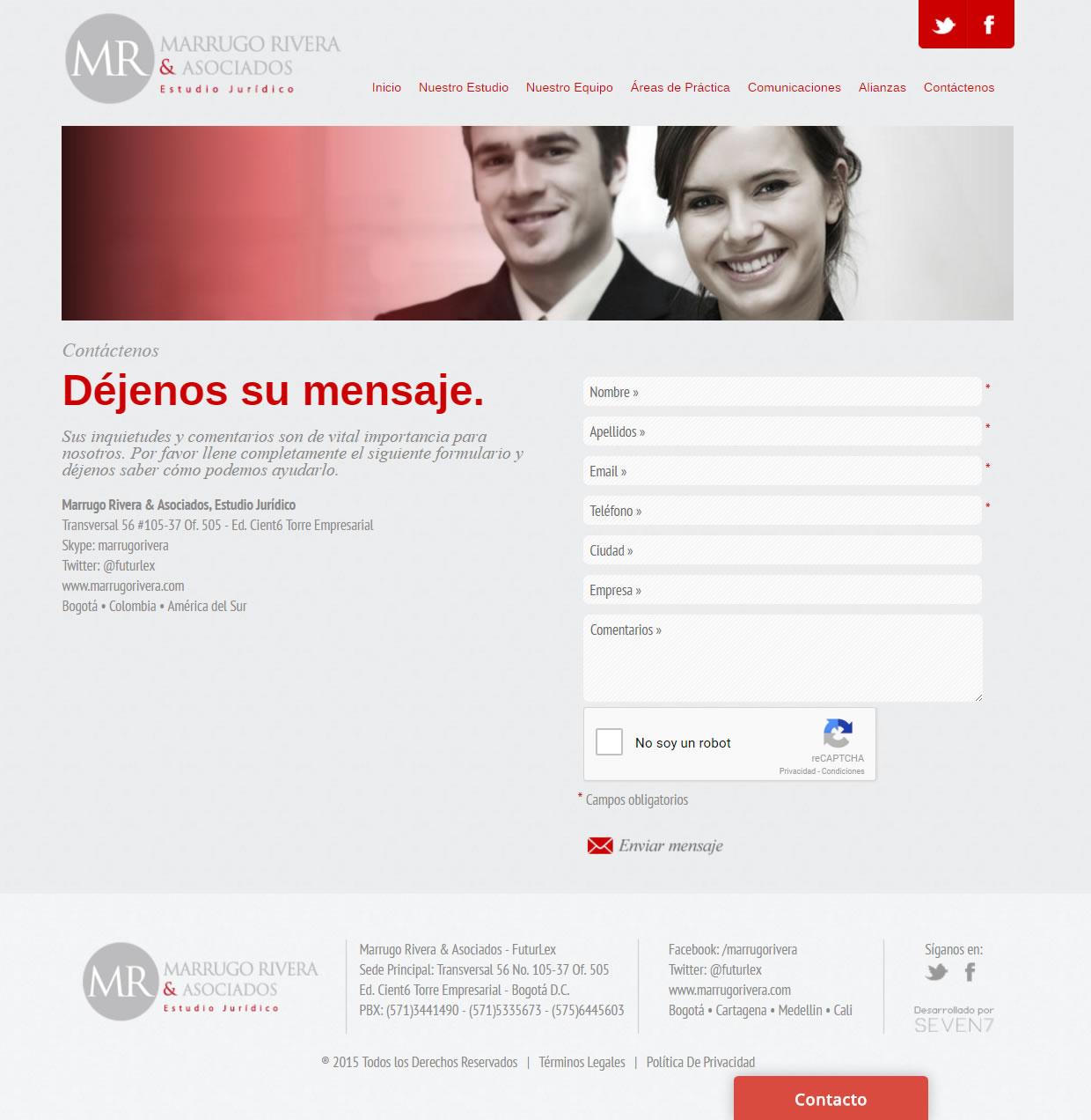 Marrugo Rivera & Asociados